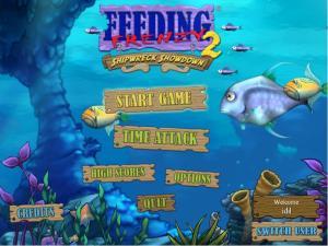 Game - Ikan